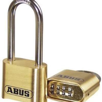 180IB/50HB63 - ABUS RESETTABLE COMBINATION LONG SHACKLE